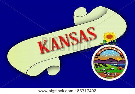Kansas Scroll