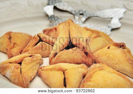 Purim Jewish Pastry Hamantashen