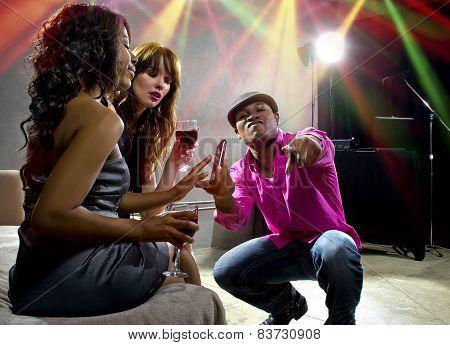 Confidence at a Nightclub