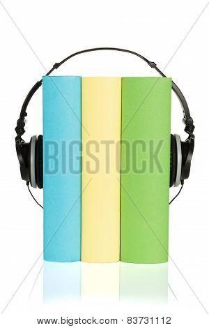 Audio Book With Headphone