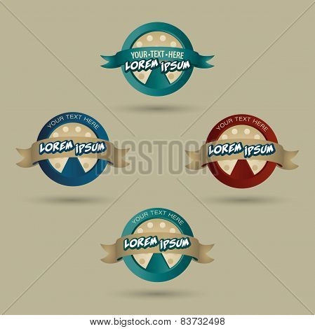 Pizzeria Logo Concept