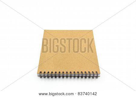 Brown Sketch Book.