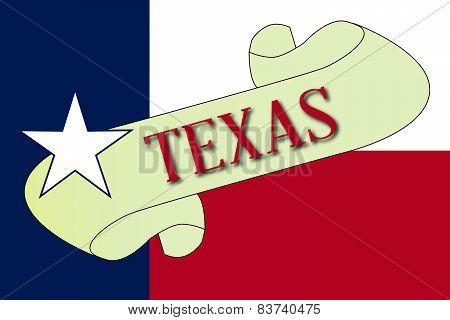 Texas Scroll