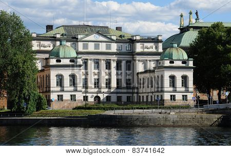 Bonde Palace In Stockholm
