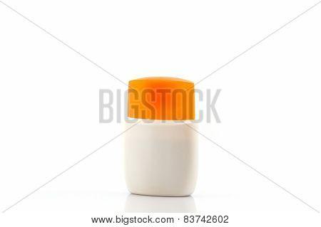 Plastic Bottle For Beauty Product .