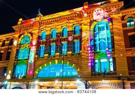 White Night Cultural Festival In 2015, Melbourne, Australia