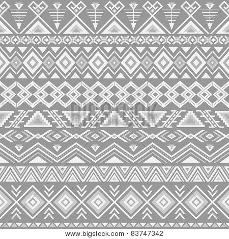 Ethnic Seamless Pattern.