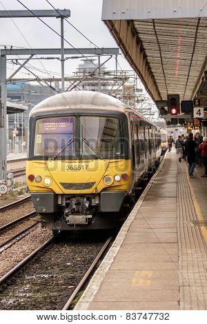 Cambridge Rail Station