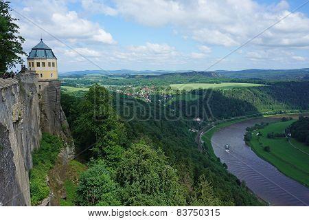 Fort Königstein