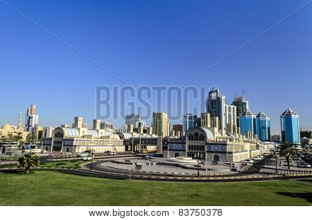 Central Sharjah UAE