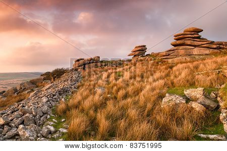 Stowes Hill On Bodmin Moor
