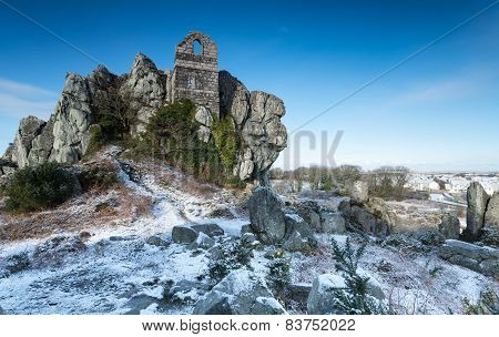 Roche Rock Chapel