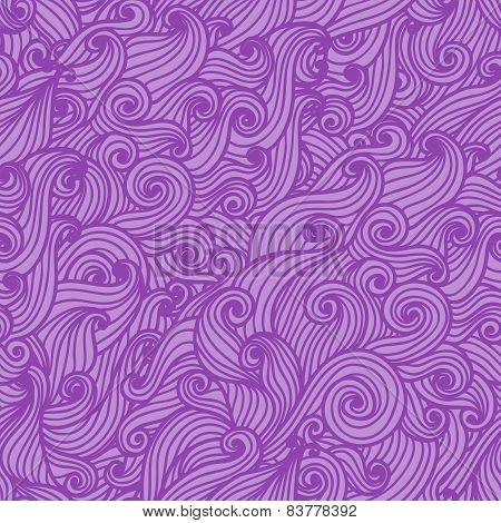 Wavy Seamless Pattern.