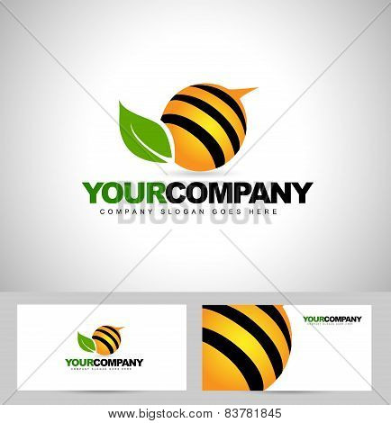 Bee / Honey Logo Design