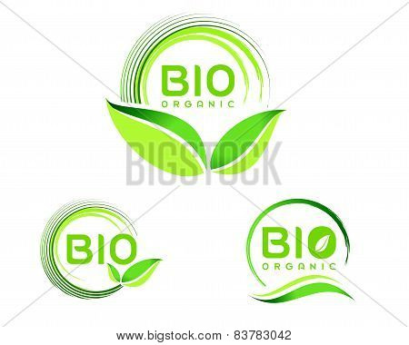 Bio/Eco Logo