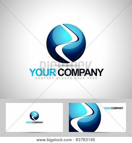 Sphere Logo Design