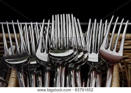 Set of Forks