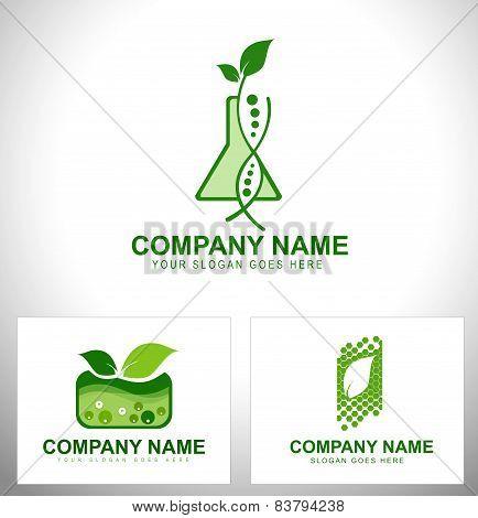 GMO Plants Logo