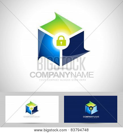 Secure/Security Logo