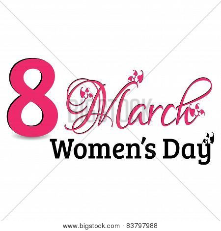 8 March Women's Day