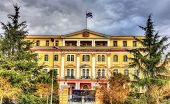 picture of macedonia  - Ministry of Macedonia and Thrace in Thessaloniki Greece - JPG