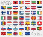 image of sweden flag  - European Flags - JPG
