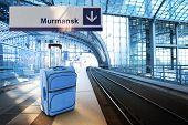 picture of murmansk  - Departure for Murmansk Russia - JPG