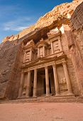 foto of treasury  - PETRA JORDAN  - JPG