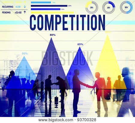Competition Competitive Marketing Race Solution Concept