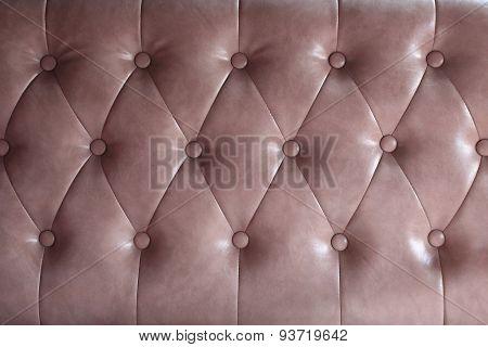 Leather Design Of Furniture Background