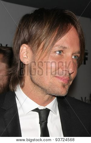 LOS ANGELES - JUN 16:  Keith Urban at the Women In Film 2015 Crystal + Lucy Awards at the Century Plaza Hotel on June 16, 2015 in Century City, CA