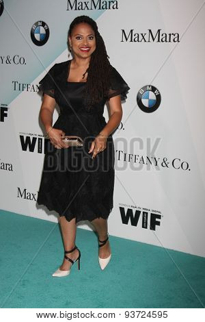 LOS ANGELES - JUN 16:  Ava DuVernay at the Women In Film 2015 Crystal + Lucy Awards at the Century Plaza Hotel on June 16, 2015 in Century City, CA