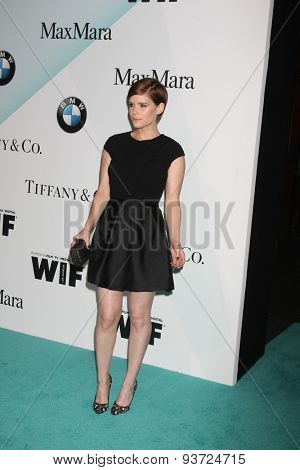 LOS ANGELES - JUN 16:  Kate Mara at the Women In Film 2015 Crystal + Lucy Awards at the Century Plaza Hotel on June 16, 2015 in Century City, CA