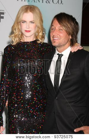 LOS ANGELES - JUN 16:  Nicole Kidman, Keith Urban at the Women In Film 2015 Crystal + Lucy Awards at the Century Plaza Hotel on June 16, 2015 in Century City, CA
