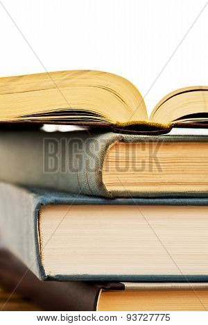 Heap Of Open Books