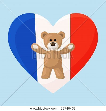 French Teddy Bears