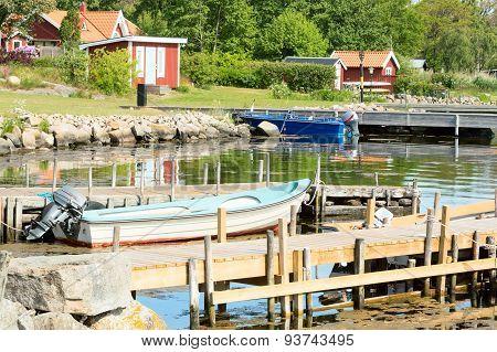 Small Boats Harbor