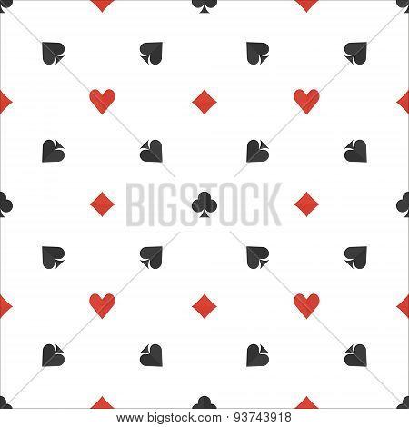 Poker flat simple pattern