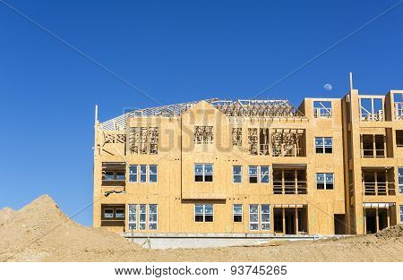 Big House Under Construction