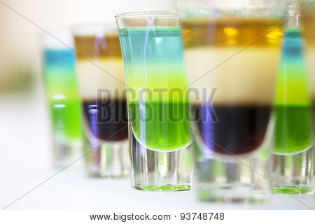 Colorful Shots