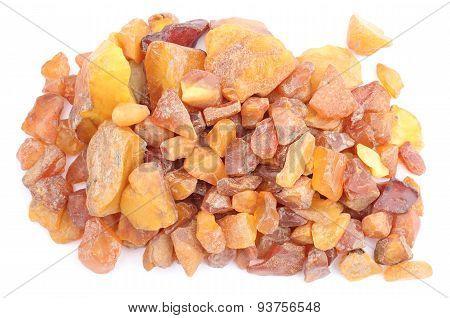 Raw Ambers From Coast Of Baltic Sea