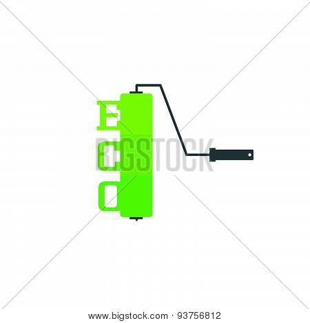 Eco Roller Vector