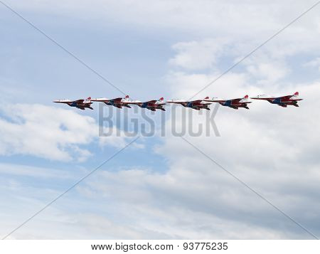 Aerobatic Team Swifts