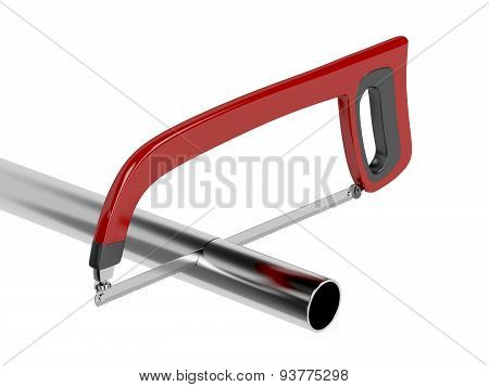 Cutting Metal Pipe