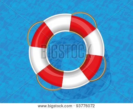 Lifebuoy Life Saver Ring Belt Water
