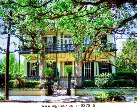 New Orleans home Architecture