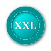 foto of xxl  - XXL icon - JPG