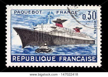 France - Circa 1984
