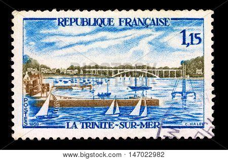 France - Circa 1969
