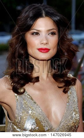Natassia Malthe at the LG Electronics' (LG) Launch of the